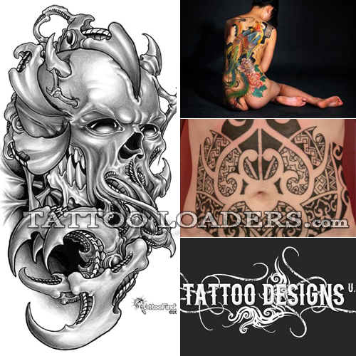 Free Tattoo Designs - how get the best it. by Tribal Tattoo | Tribal Tattoo