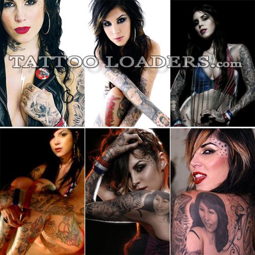 Flower Tattoo Kat Von D: Tattoo Loaders: Tattoo Designs, Tribal