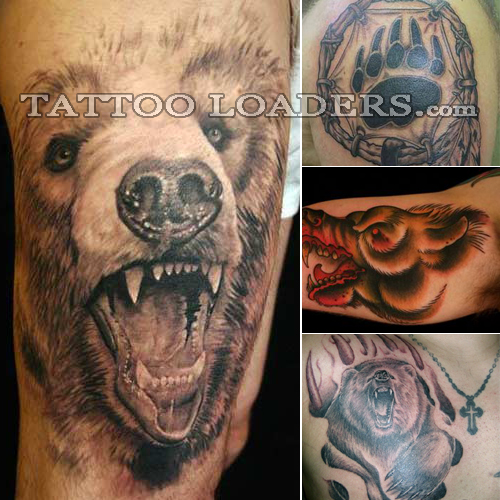 If you have ever heard the phrase dancing dead bears tattoos you were