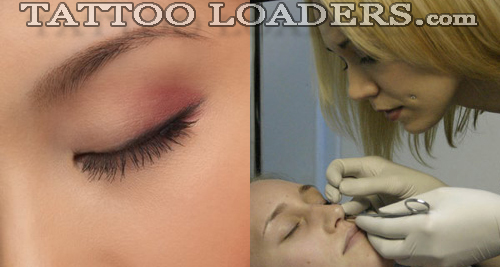 Eyebrow tattoos in Atlanta, Ga are getting very popular as women begin to go